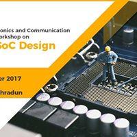 Workshop on FPGA Based SoC Design in association with IITRoorkee