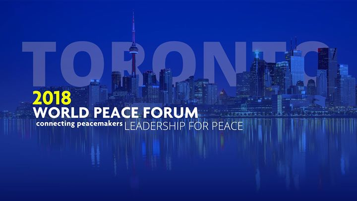 2018 WORLD PEACE FORUM