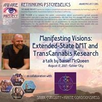 Manifesting Visions Extended-State DMT &amp TransCannabis Research