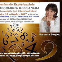 Seminario di Numerologia dellAnima a Trieste