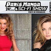 Clare Kramer at Paris Manga &amp Sci-Fi Show 2017 [FanGeek]