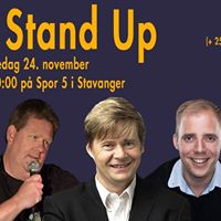 Stand Up p Spor 5 m Roar Brekke