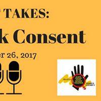 Men Talk Consent