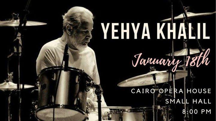 Yehya Khalil January 18th concert