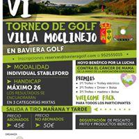 VI Torneo Villa Moclinejo