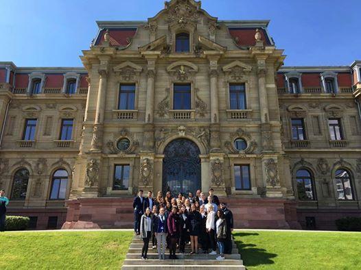 Besuch des BGH in Karlsruhe