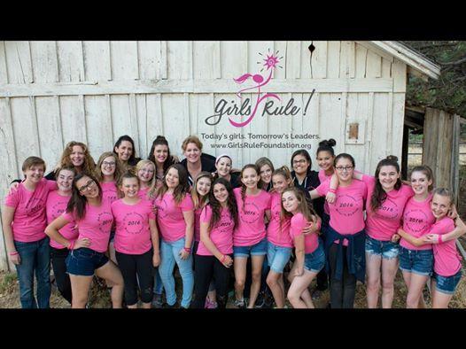 Girls Rule Fundraier