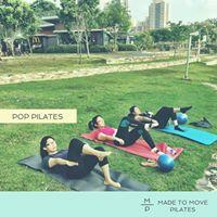 Pop Pilates by the Park