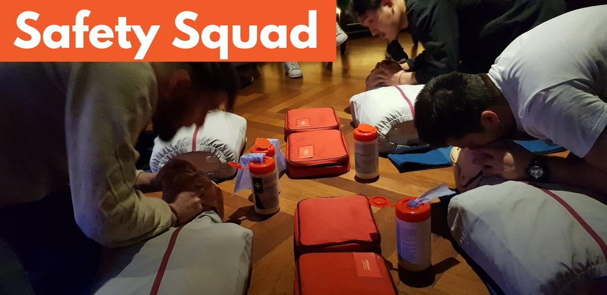 FAR 3 Day First Aid Course - infosafetysquad.ie