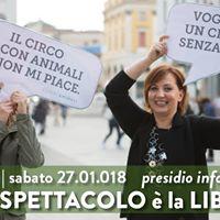 Presidio informativo a Brescia