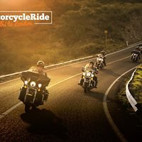 Big Motorcycle Ride - 16 Riders 16 Countries 66 Days