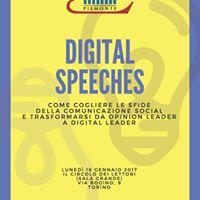 Digital Speeches_Come cogliere le sfide della comunicazione