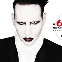 Marilyn Manson - Rock OzArnes  Avenches 2017