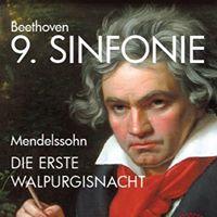 Beethoven - 9. Sinfonie  Mendelssohn - Erste Walpurgisnacht