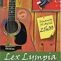 Lex Lympia - Concert Acoustique