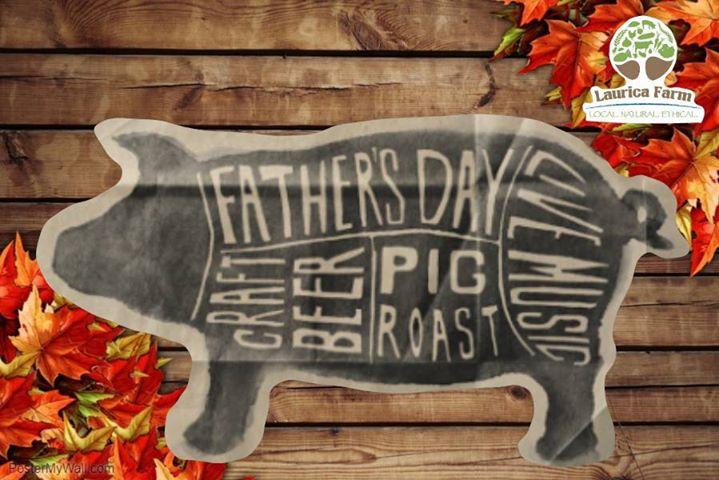 Fathers Day Hog Roast