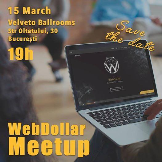 WebDollar Meetup