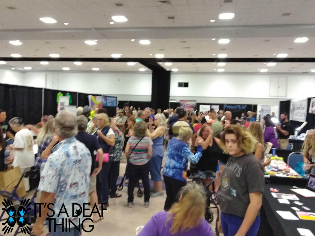 2019 Deaf Expo: Its a Deaf Thing at The RP Funding Center