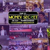 The 21 MONEY Secret - AHMEDABAD Live by Chirag Upadhyay