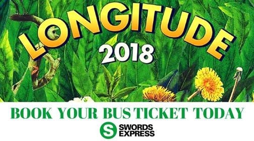 Swords Express to Longitude 2018