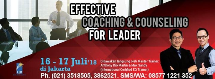Excellency Coaching & Counseling for Leader