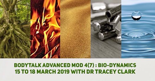 Bio-Dynamics with Dr Tracey Clark