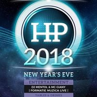 New Years Eve 2018 by HP Events