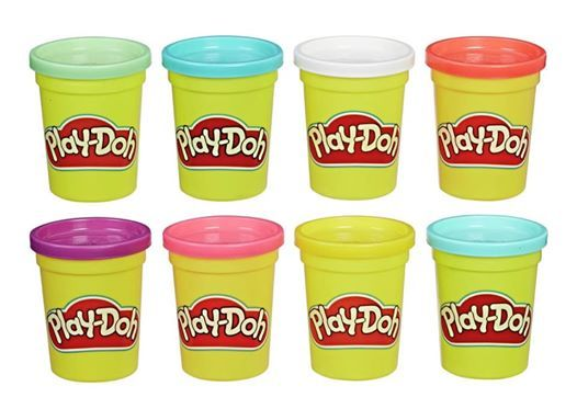 Play-doh session