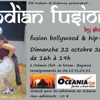 Stage Indian fusion by Shakti - fusion Bollywood et Hip-hop