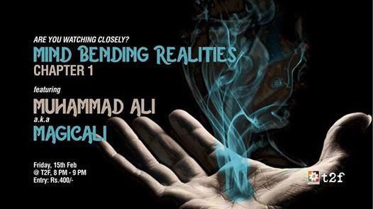 Mind-Bending Realities with Muhammad Ali