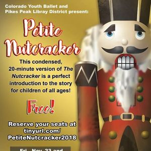 Petite Nutcracker