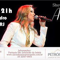 Show de Adriana Arydes