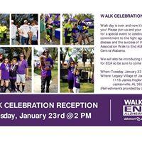 ECA Walk Celebration