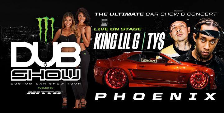 Phoenix DUB Show At Phoenix Convention Center Phoenix - Car show phoenix convention center