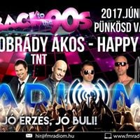 Back to the 90s Party &gt Bon Bon Dobrdy kos (TNT) Happy Gang