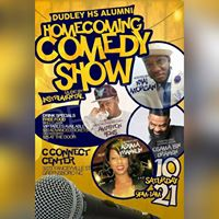 Dudley High Homecoming Comedy Show Hosted By Dudleys Own Khai Morgan