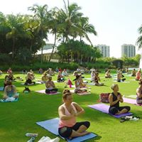 Yoga on the Lawn - Benefiting Relay for Life - Bonita Springs