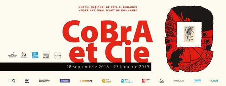 Expoziia de art grafic Cobra et Cie