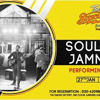 Soulful Jammer Performing Live