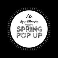 AGAPE Spring POP UP