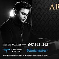 AR Rahman Live 2017  HINDI Concert
