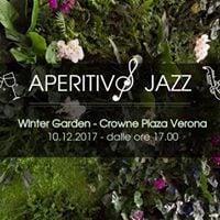 Aperitivo JAZZ - Crowne Plaza Verona