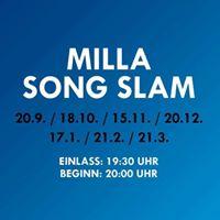 MILLA SONG SLAM 17.01.18
