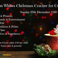 Clayton Whites Christmas Cracker for Crumlin