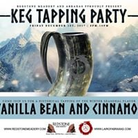 Redstone Keg Tapping Party
