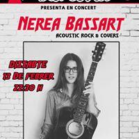 NEREA BASSART (Acoustic Rock) en directe a BAR CORAL