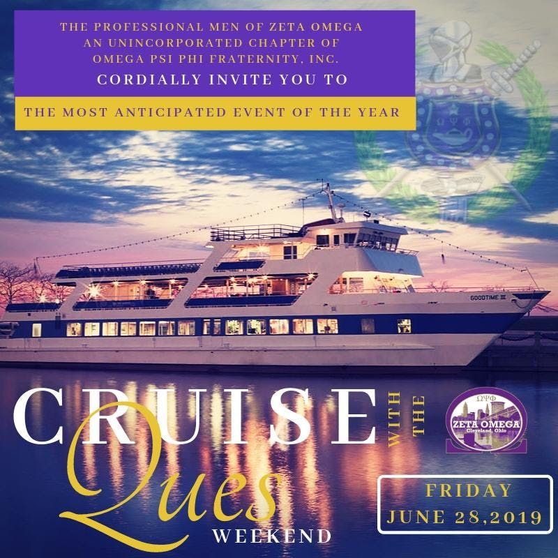 Cruise With The Cleveland Ques