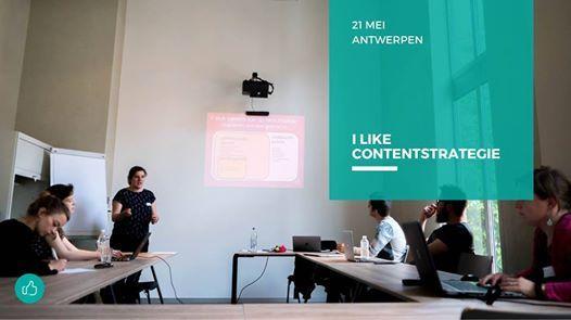 I Like Contentstrategie - Ga naar huis met een contentplanning