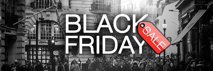 Black Friday 2017 in Calgary Alberta