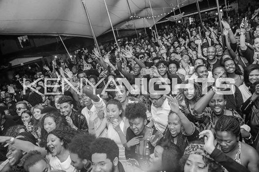 Kenya Nights Shakedown